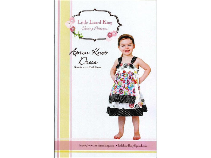 Apron Knot Dress