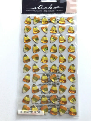 Sticko Stickers - Candy Corn