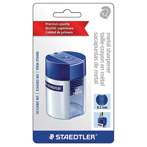 Staedtler Single Hole Canister Sharpener
