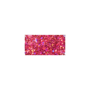 Cosmic Shimmer Holographic Glitterbitz - Cherry Red