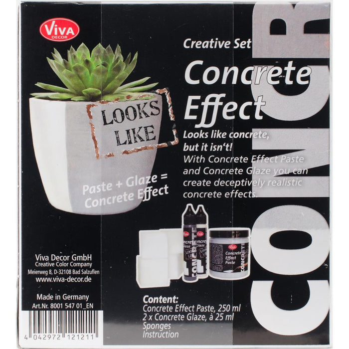 Concrete Effect Kit