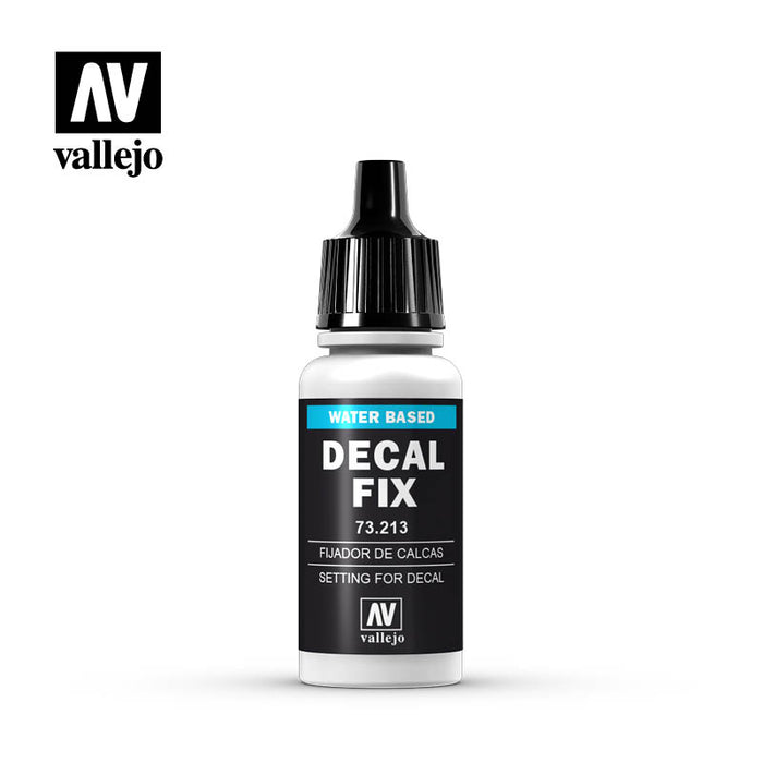 Vallejo Decal Set - 17ml
