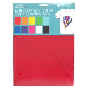 "Easy Image 8.5""X11"" Transfer Sheets - Rainbow"