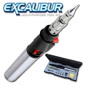 Blazer Excalibur Torch/Solder/Hot Air