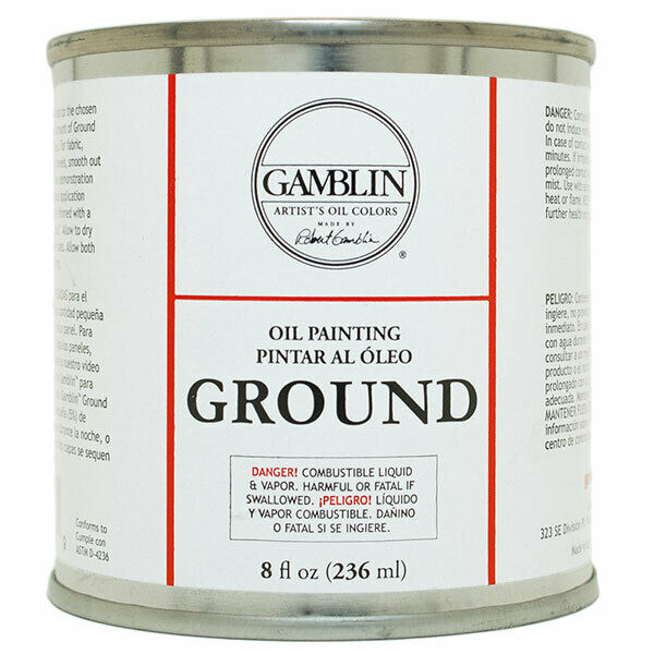 Oil Painting Ground