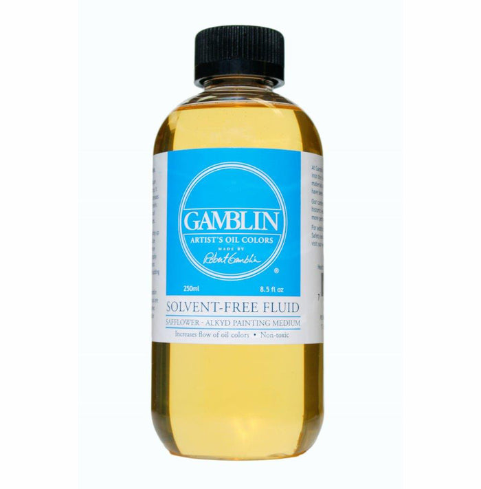 Gamblin Solvent-Free Fluid - 8.5oz