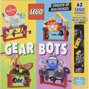 LEGO Gear Bots Kit