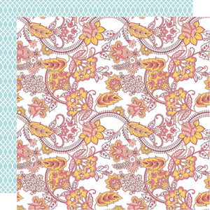 Paisley Days Double-Sided - Gypsy