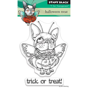 Penny Black - Halloween Treat