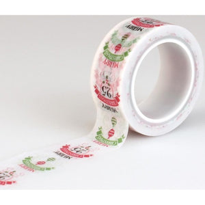 Have A Merry Christmas Washi - Words