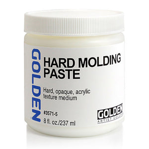 Golden Molding Paste - Hard