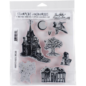 Tim Holtz - Haunted House