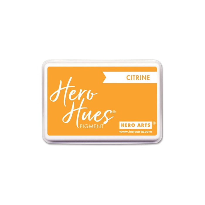 Hero Arts Pigment Ink Pad - Citrine