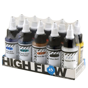 High Flow Acrylic Set