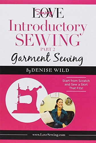 Intro to Sewing - Part 2