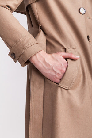 Isla Trench Coat