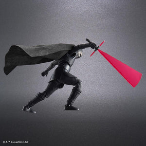 Bandai 1:12 Star Wars: Kylo Ren Rise of Skywalker Figure Kit