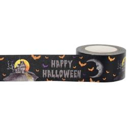 Little B Decorative Foil Tape - Happy Halloween