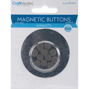 8mm Magnetic Buttons