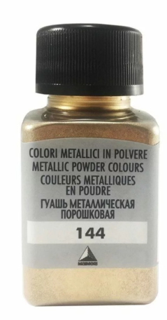 Maimeri Metallic Powder - Pale Gold