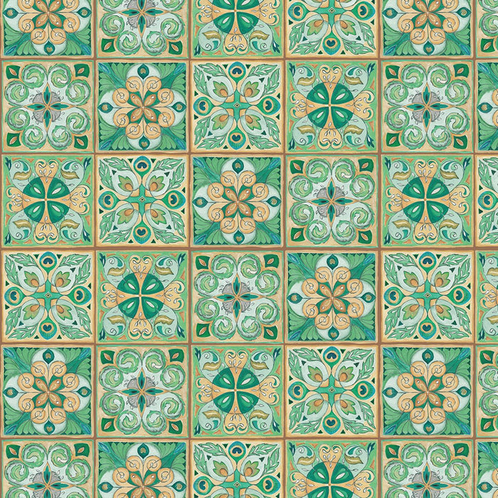 Majestic Beauties Tiles