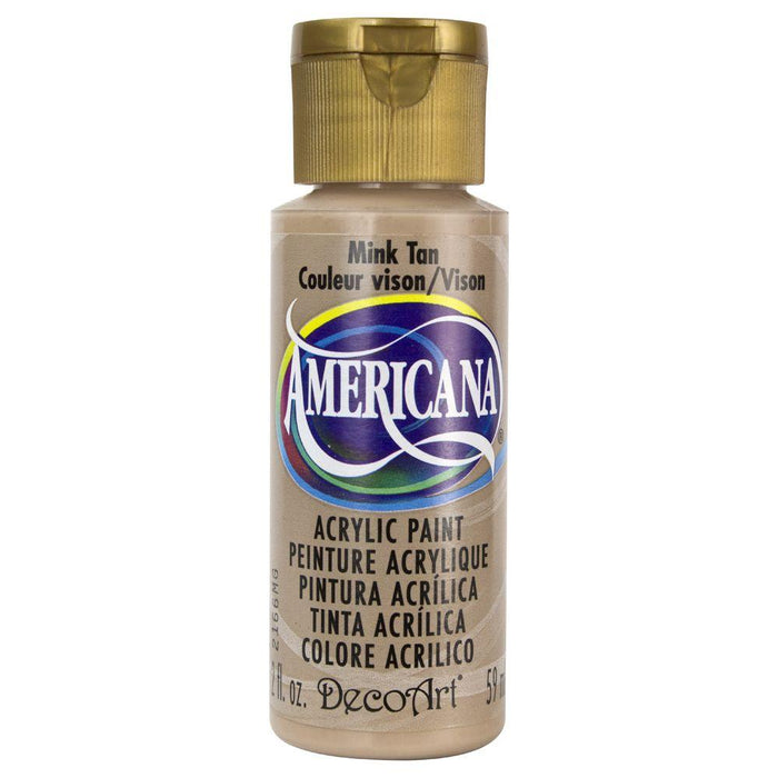 Americana Acrylic Colour -  Mink Tan