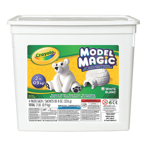 Model Magic - 2 lb. - White