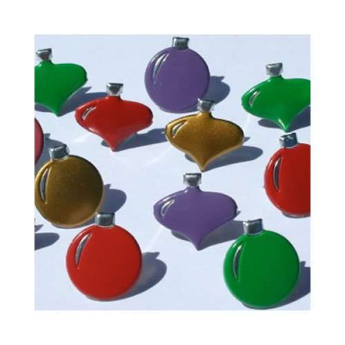 Shaped Brads- Ornaments