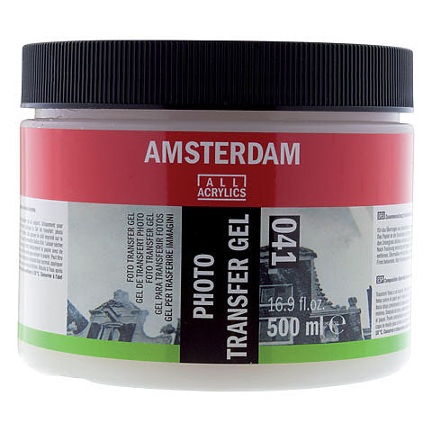Amersterdam Photo Transfer Gel
