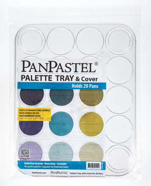 Pan Pastel 20 Colour Tray