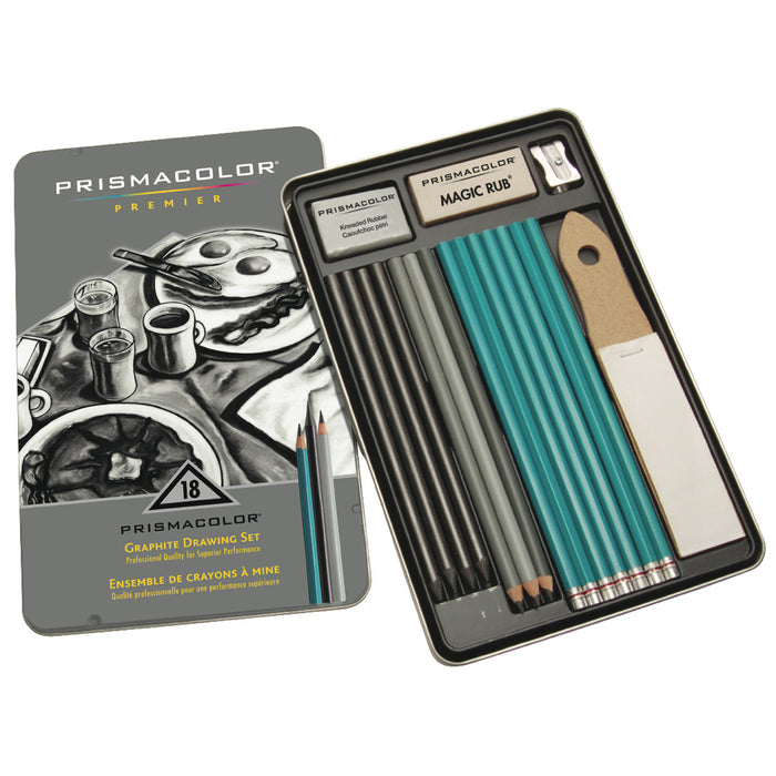 Prismacolor Graphite Drawing Set
