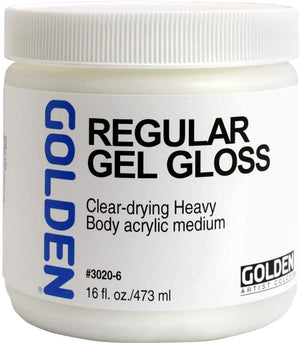 Golden Regular Gel - Gloss