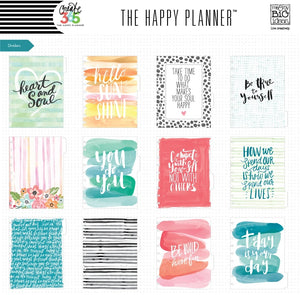 Create 365 Planner Box Kit - Stay Happy