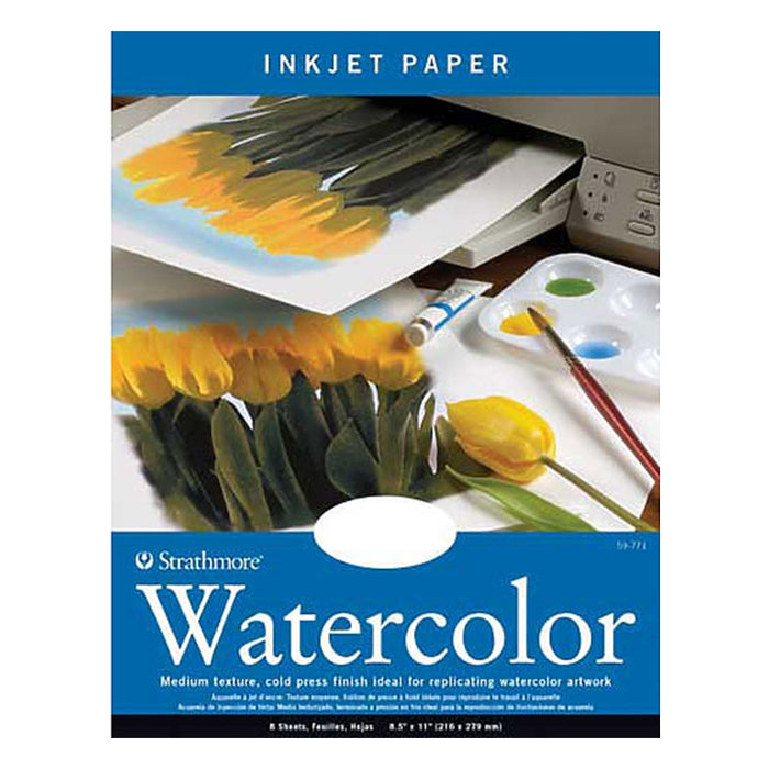 Inkjet Watercolour Paper