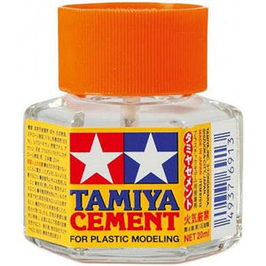 Tamiya Plastic Cement - 20ml