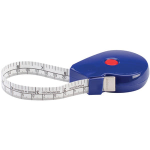 Wrap 'N Stay Retractable Tape Measure