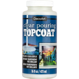 DecoArt Clear Pouring Topcoat