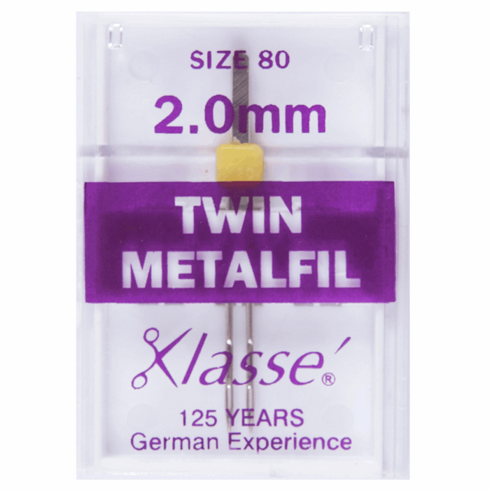 Klasse Twin Metallic - 80/2.0mm