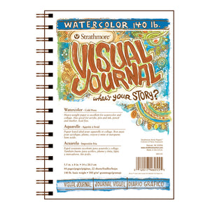 Visual Journals - Watercolour
