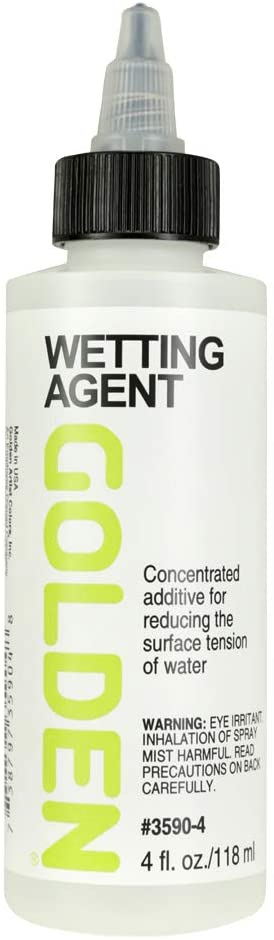 Golden Wetting Agent (Formerly Flow Release)