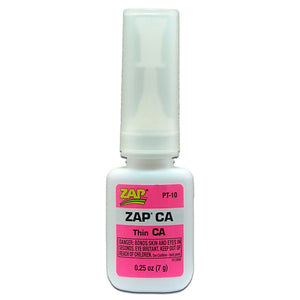 Zap-A-Gap Thin - 1/4oz.