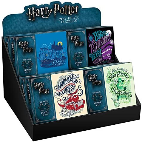 Harry Potter 200 Piece Puzzle