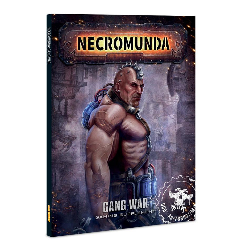 Necromunda Gang War 1