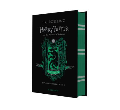 Harry Potter and the Prisoner of Azkaban, 20th Anniversary House Editions