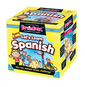 BrainBox Let's Learn Spanish
