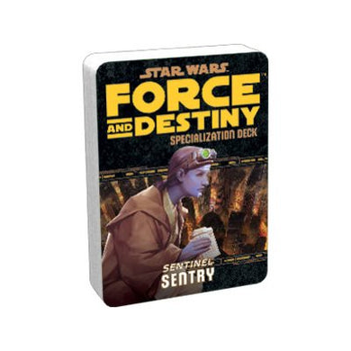 Specialisation Deck - Force And Destiny Sentry