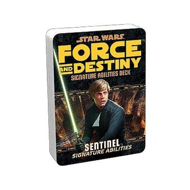 Force And Destiny Sentinel Signature Abilities