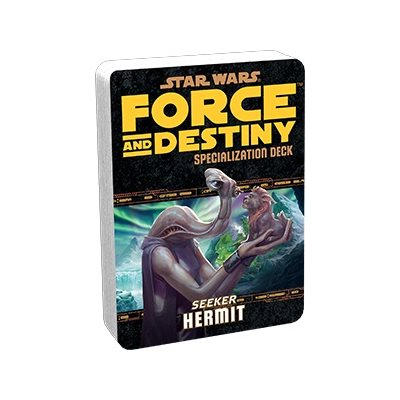 Specialisation Deck - Force And Destiny Hermit