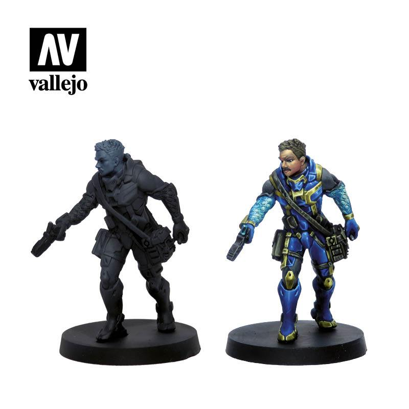 Model Color Set - Infinity O-12 Exclusive Miniature