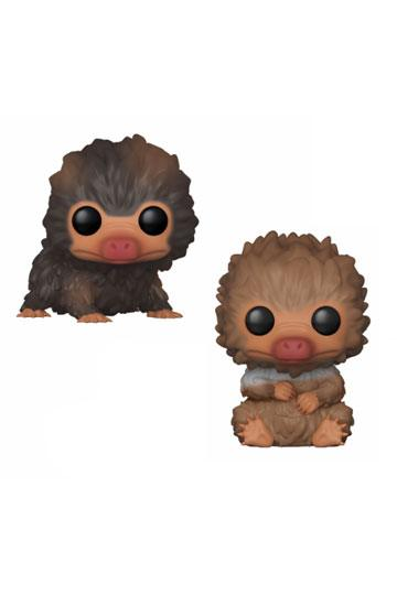 Fantastic Beasts 2 POP! Movies Vinyl Figures 2-Pack - Baby Nifflers